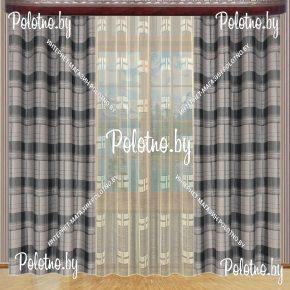 Комплект готовых штор в спальню и гостиную Адмирал — 2.6