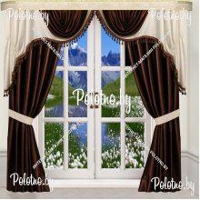 Комплект штор Изольда — 2.5