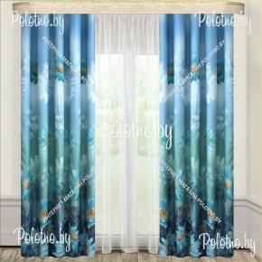 Комплект готовых штор в спальню и гостиную Прованс — 2.6