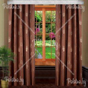 Комплект готовых портьер в спальню и гостиную Винтаж  — 3.0