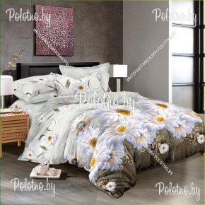 Купите комплект Настроение поплин евро — поплиновое постельное белье