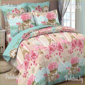 Подростковое постельное белье Французкий шик 50х70 — бязевое постельное белье