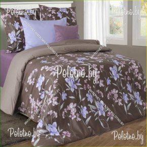 Комплект постельного белья евро размера Севилья 100% хлопок