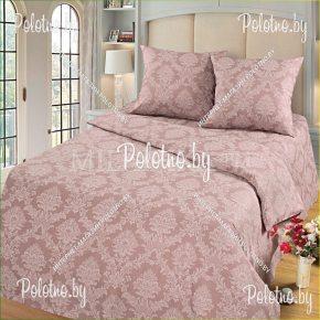Постельное белье Топаз размер евро — поплиновое постельное белье
