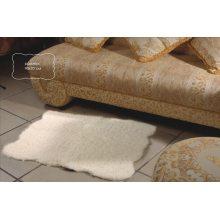 Прикроватный коврик Шкурка (овечья шерсть)