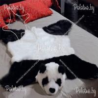 Коврик декоративный меховой Панда