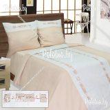 Комплект двуспальный Тюльпан лен