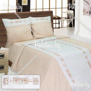 Купите комплект «Тюльпан» лен двуспальный — льняное постельное белье