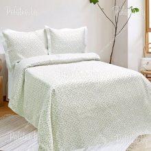 Комплект двуспальный Лепесток серый