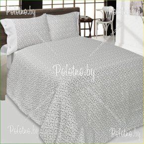 Купите комплект «Лепесток» лен двуспальный — льняное постельное белье