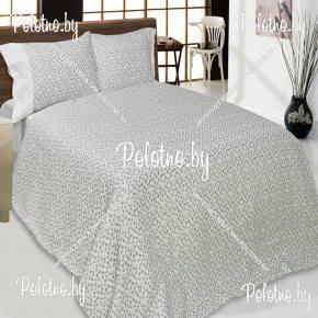 Купите комплект «Лепесток»  евро размера — льняное постельное белье