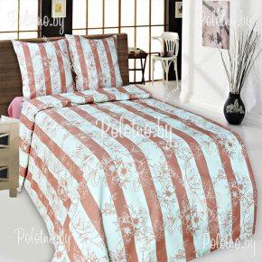 Купите комплект «Малиновка» лен полуторный — льняное постельное белье