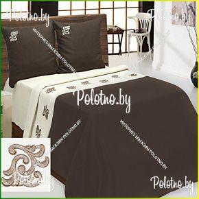 Купите комплект «Марракеш»  — льняное постельное белье с вышивкой