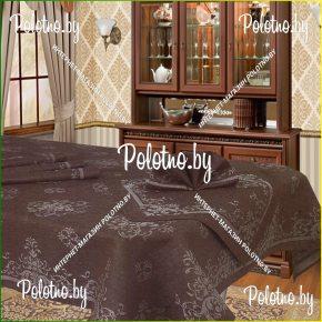 Льняной столовый набор Полонез 150х250