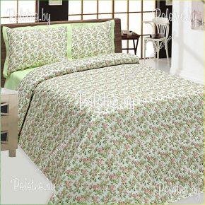 Купите комплект «Квартет» лен двуспальный — льняное постельное белье