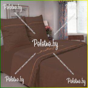 Купите комплект «Винтаж» лен — льняное постельное белье с вышивкой
