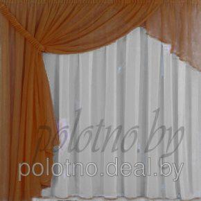 Готовые шторы для кухни элиза