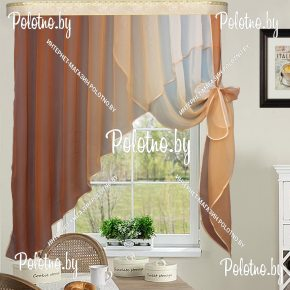 Кухонные шторы Фея
