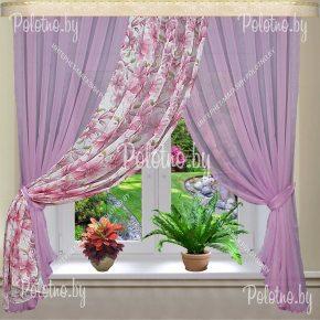 Кухонные шторы весна велес текстильгрупп