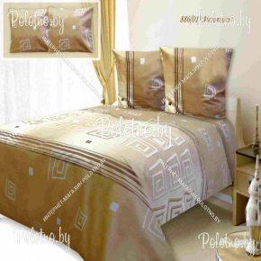 Купите комплект «Мегаполис» бязь двуспальный — бязевое постельное белье