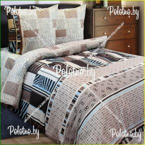 Купите комплект «Амстердам» бязь двуспальный 70х70 — бязевое постельное белье