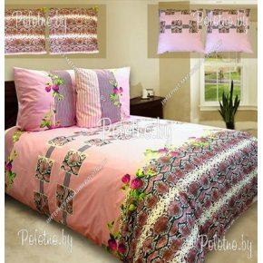 Купите комплект «Анаконда» бязь двуспальный — бязевое постельное белье