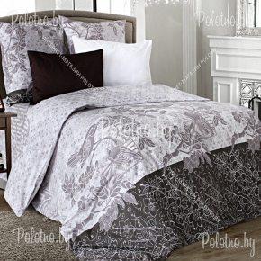 Комплект Бонсай бязь двуспальный — бязевое постельное белье