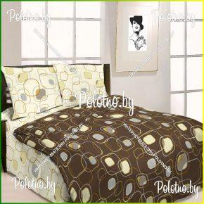 Купите комплект «Дуэт» бязь двуспальный 70х70 — бязевое постельное белье