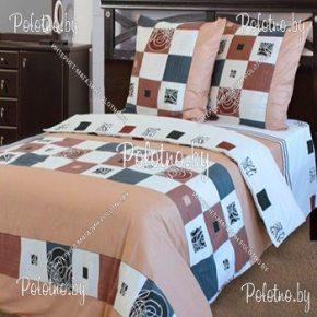 Купите комплект «Элит» бязь полуторный — бязевое постельное белье