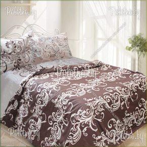 Купите комплект «Фивы» бязь евро — бязевое постельное белье 50х70