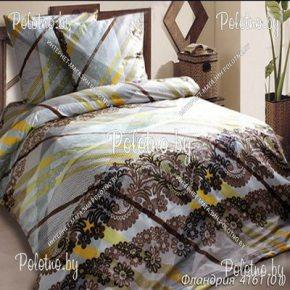 Комплект постельного белья фландрия евро