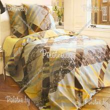 Комплект двуспальный Фландрия бязь 70х70