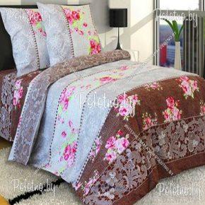 Купите комплект «Фьюжн» бязь двуспальный — бязевое постельное белье