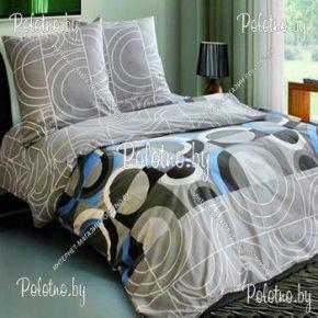 Купите комплект «Грей» бязь полуторный 50х70 — бязевое постельное белье