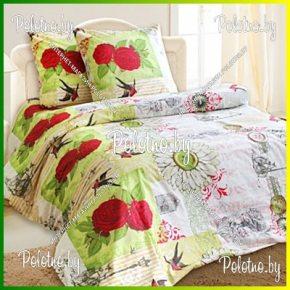 Купите комплект «Холидэй (Holiday)» бязь полуторный — бязевое постельное белье