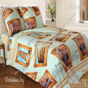 Купите комплект «Италия» бязь двуспальный — бязевое постельное белье