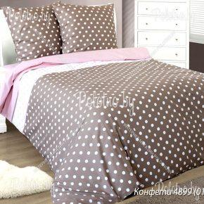 Купите комплект «Конфети» — бязевое постельное белье