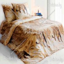 Комплект двуспальный Лео (Wilder) бязь 50х70