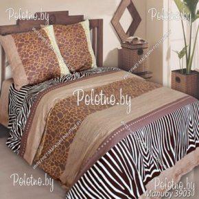 Купите комплект «Малибу» бязь двуспальный — бязевое постельное белье