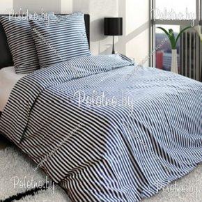 Купите комплект «Полоска» бязь полуторный 50х70 — бязевое постельное белье