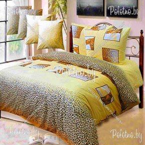 Купите комплект «Сафари» бязь двуспальный — бязевое постельное белье