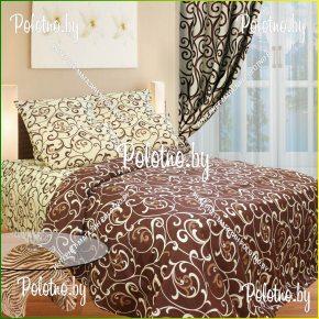 Купите комплект «Версаль» бязь полуторный — бязевое постельное белье