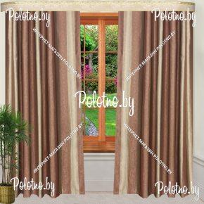 Комплект готовых портьер в спальню и гостиную Оптима-Т — 2.5