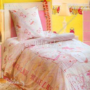 Комплект детский полуторный постельного белья Бони Эм (Вonne Amie)