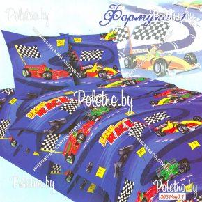 Детский полуторный комплект постельного белья Формула