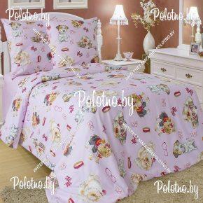 Детский комплект постельного белья Ми-ми