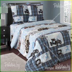 Купите комплект «Ретро» бязь детский полуторный — бязевое постельное белье