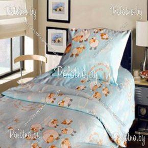 Комплект детский полуторный постельного белья Считалочка