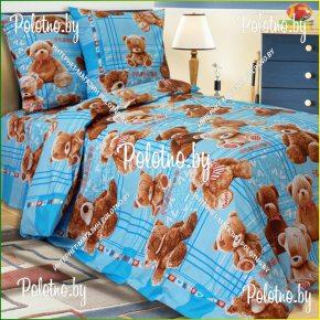 Детский комплект постельного белья Тедди