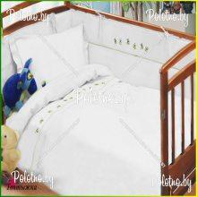 Комплект детский в кроватку Топтыжка с защитой ЛЕН